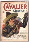 Cavalier Classics Jul 1940 First issue, Johnston McCulley, Max Brand