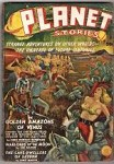 Planet Stories Winter 1939 FIRST ISSUE!