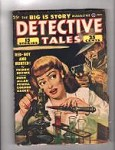 Detective Tales Nov 1948 John D. MacDonald (as John Lane), Fredric Brown