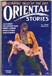 Oriental Stories Spring 1931 Robert E. Howard, Otis Adelbert Kline, Frank B. Long