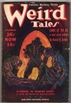 Weird Tales Dec 1939 First Hannes Bok Cover; Lovecraft Poem; Robert Bloch