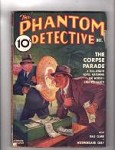 Phantom Detective Dec 1937 Robert Wallace