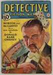 Detective Fiction Weekly Jul 23 1938 Watson Cover Art