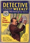 Detective Fiction Weekly Oct 3 1931 George Allan England; Judson P. Philips