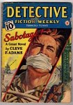 Detective Fiction Weekly Mar 11 1939 E. Watson Cover