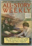 All Story Weekly Nov 17 1917 George Allan England