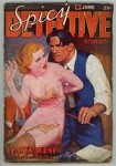 Spicy Detective Jun 1937 GGA Cover Art