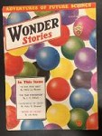 Wonder Stories Jul 1932 stylized pattern Cvr