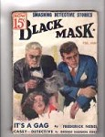 Black Mask Feb 1935 WT Ballard George Harmon Coxe