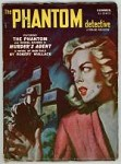 Phantom Detective 1953 Summer Robert Wallace