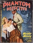 Phantom Detective 1951 Winter GGA Cover; Robert Wallace