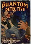 Phantom Detective Nov 1947 Belarski Cover Art