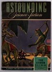 Astounding Science Fiction Oct 1943 AE Van Vogt Cover Story