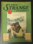 True Strange Stories Mar 1929 FIRST;