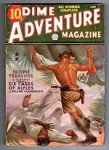 Dime Adventure Jun 1935 1st Issue, William Chamberlain; H. Benge