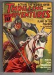 Thrilling Adventures Jun 1939 Bergey Cvr, S. Gordon Gurwit, Jackson Cole