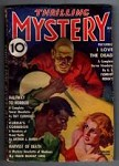 Thrilling Mysteries May 1936 John Drew GG Cvr; Ray Cummings