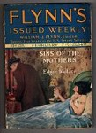 Flynn's Feb 7 1925 Edgar Wallace, H. C. Bailey, Arthur B. Reeve
