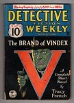 Detective Fiction Weekly May 4 1935 Judson P. Philips; Tracy French