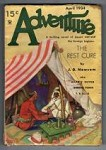 Adventure Apr 1934 Rogers Cvr; Allan V. Elston; Gordon Young