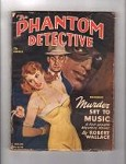 Phantom Detective 1949 Summer GG Bondage Cvr; Ray Cummings; Robert Wallace
