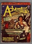 Adventure Dec 1946 DeSoto Cvr; Georges Surdez; William Du Bois