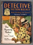 Detective Fiction Weekly Nov 17 1928 Charles B. Stilson