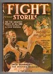 Fight Stories 1941 Winter Bill Cook