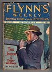 Flynn's Oct 23 1926 Walter Archer Frost; Edgar Wallace