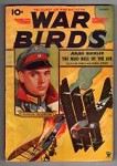 War Birds Apr 1934 Belarski Cvr; Frederick C. Painton