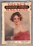 Young's Realistic Stories Magazine Nov 1923 Frances Oliver; Fred B. Mann