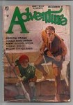Adventure Dec 1 1934 Volume 90 Issue 3 Dean Cvr; Bruce; Wetjen