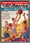 All-America Sports Magazine Mar 1935 Basketball Cvr; Edgar Daniel Kramer