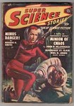 Super Science Sep 1949 John D. MacDonald stories, one under ps Peter Reed
