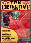 Ten Detective Aces Aug 1936 Volume 27 Issue 2