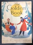 The Golden Book Magazine Dec 1930 Poe (reprint); CA Doyle (reprint); Leech Cvr Art
