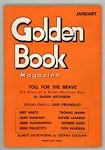 The Golden Book Magazine Jan 1935 Lord Dunsany; Thomas Mann
