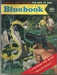 Blue Book Jan 1953 Mayers Cvr; Edrich; Cox; Bernal; Bacon; Peacock