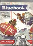 Blue Book Aug 1953 Guy Lambardo; Block Cvr; Bond; Fessier