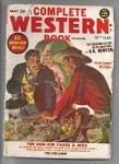 Complete Western Book May 1952 Lehman; Newton; Castle