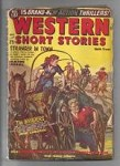 Western Short Stories Oct 1952 Loomis; Adams