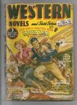 Western Novels and Short Stories Jun 1951 GG Cover; DeRosso; Richmond