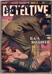 Spicy Detective Dec 1941 H. J. Ward GGA Cvr; Wallace Kingdom; Robert Leslie Bellem