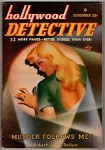 Hollywood Detective Sep 1947 Joseph Sokoli Cvr; Robert Leslie Bellem