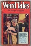 Weird Tales May 1930 C. C. Senf Cvr; Quinn; Lovecraft; R.E. Howard; Derleth; Ernst