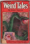Weird Tales Aug 1930 Hugh Rankin Cvr; Harry Pratt; R. E. Howard; Quinn; Derleth