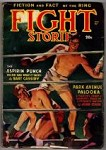 Fight Stories Spring 1937 Emery Clarke Cvr; Theodore Roscoe; Bart Cassidy
