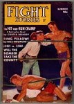 Fight Stories Summer 1946 Bill Heuman; Curtis Bishop; Doc McGee