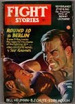 Fight Stories Spring 1946 Ted Roemer; Bill Heuman; Jack Kofoed