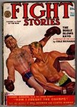 Fight Stories Fall 1943 Curtis Bishop; Cole Richards; Bill Heuman; Tommy Gibbons